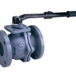 Iron Ball Valves
