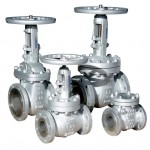 Newco Castle Steel Globe Valves