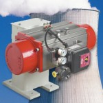 Pneumatic & Electric Damper Drives