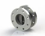 Series 4x4 Double Flange Twin Plate