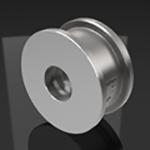 Series 7x5 Short Pattern Sprung Disc
